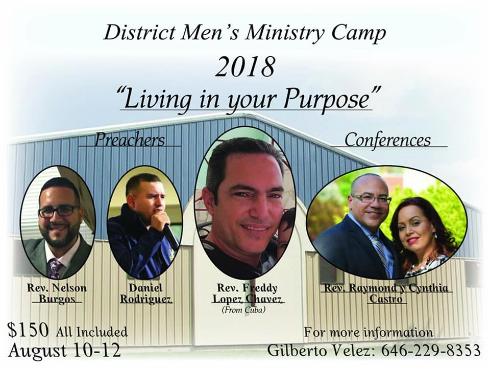 Campamento de Caballeros 2018