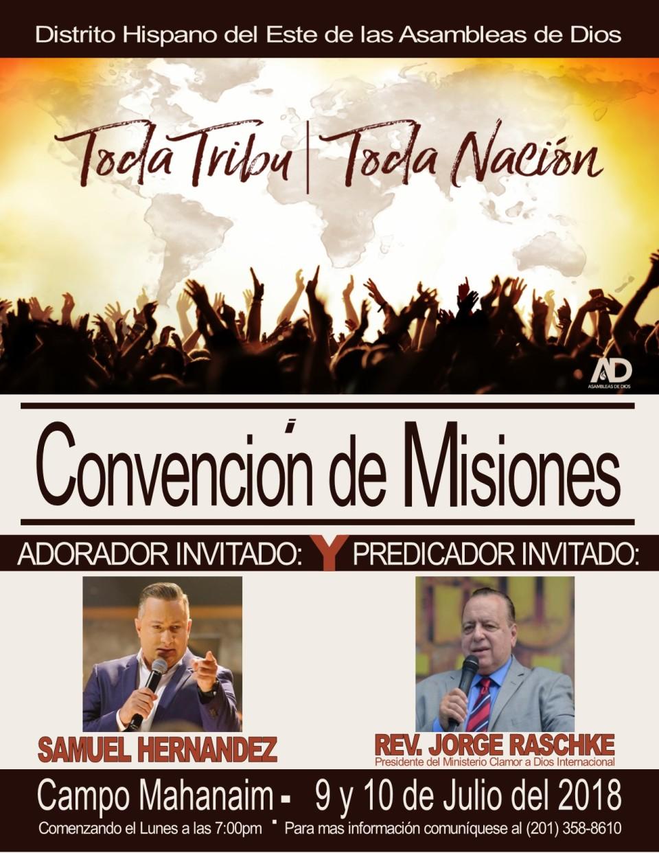 Convencion de Misiones 2018 Revised 04-10-18